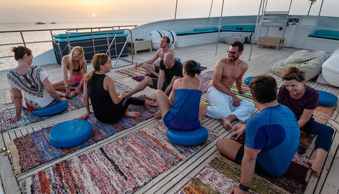 Yoga Egypte Visible Bridges